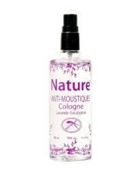 nature anti-moustique cologne lavendel eukalyptus anti-muecken 125ml