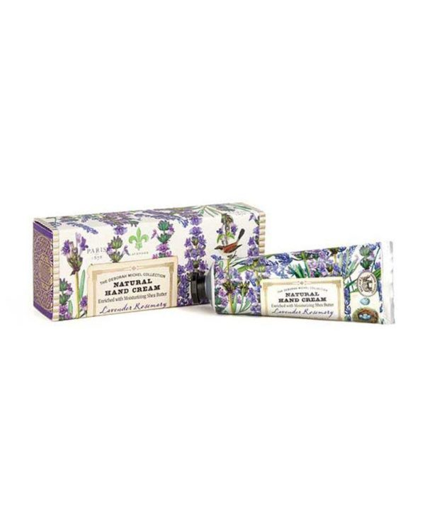 michel design works lavender rosemary hand cream