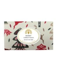 the english soap company merry christmas bath soap