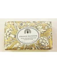 the english soap company orange blossom bath soap