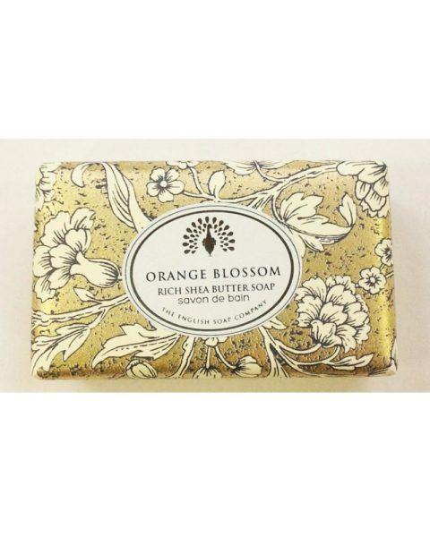 the english soap company orange blossom bath soap
