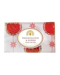 the english soap company fankincense & myrrh bath soap