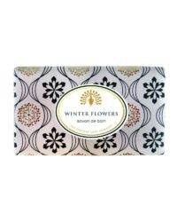 the english soap company winter flowers bath soap