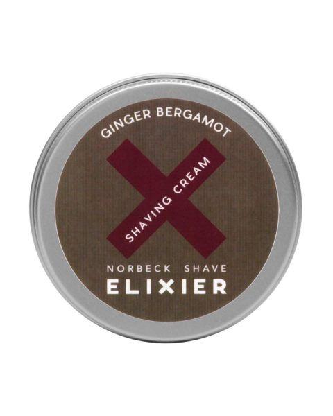 norbeck ginger bergamot shaving cream