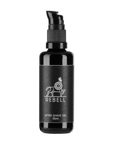 norbeck rebell aftershave gel