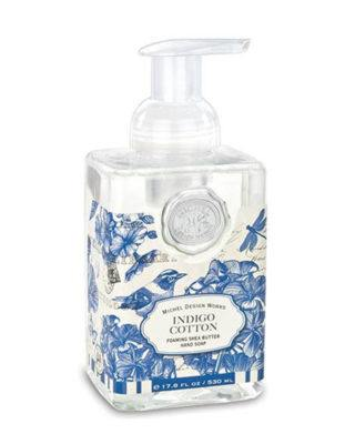 esbjerg michel design indigo cotton seife