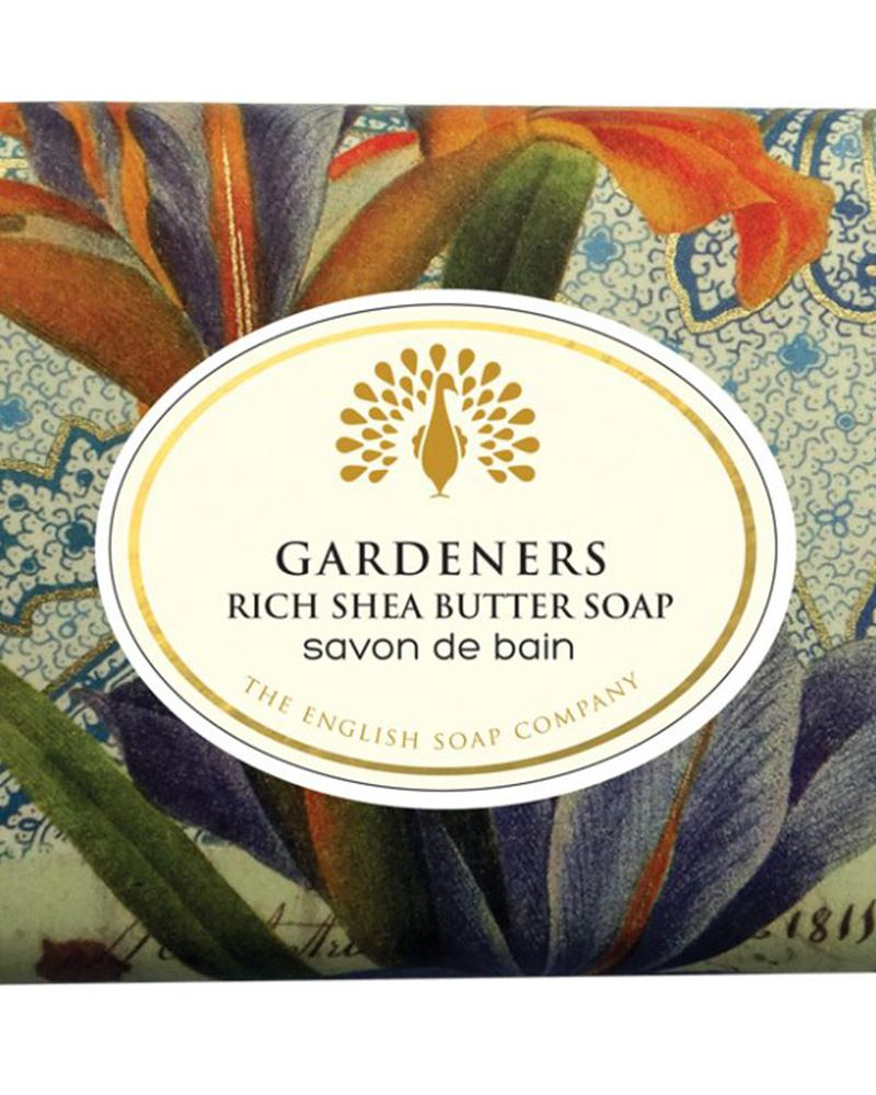 the english soap company gardeners rich shea butter badeseife