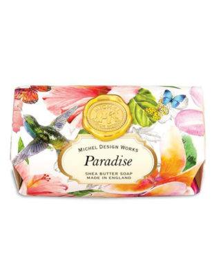 esbjerg michel desgin works paradise bath soap