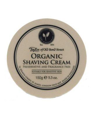 esbjerg taylor organic shaving cream
