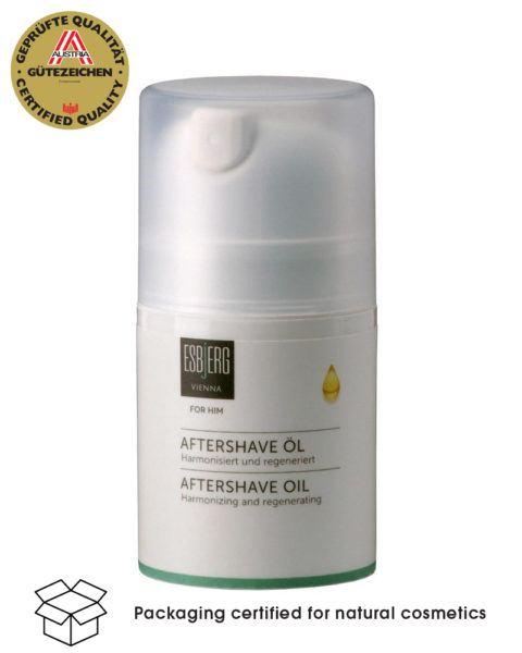 esbjerg aftershave oil for him