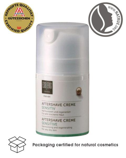 esbjerg aftershave cream sensitive