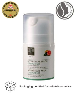 esbjerg aftershave milk grapefruit