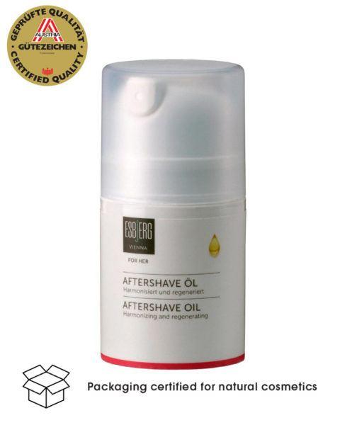 esbjerg aftershave oil for her
