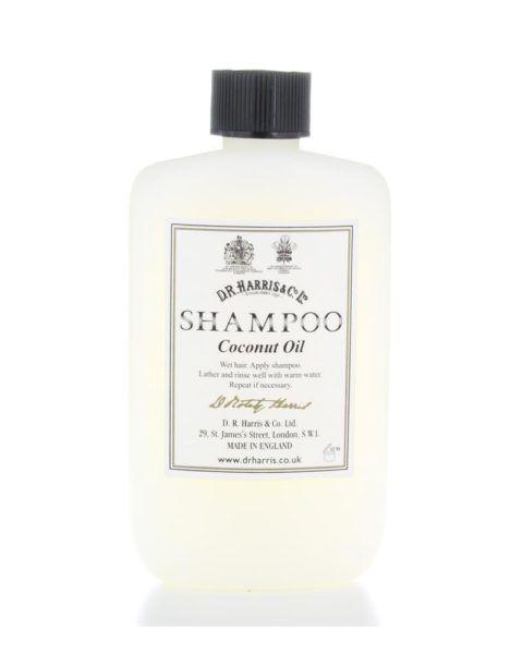 d.r. harriscoconut oil shampoo