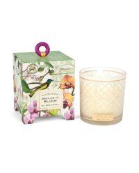 michel design works orchids in bloom candel