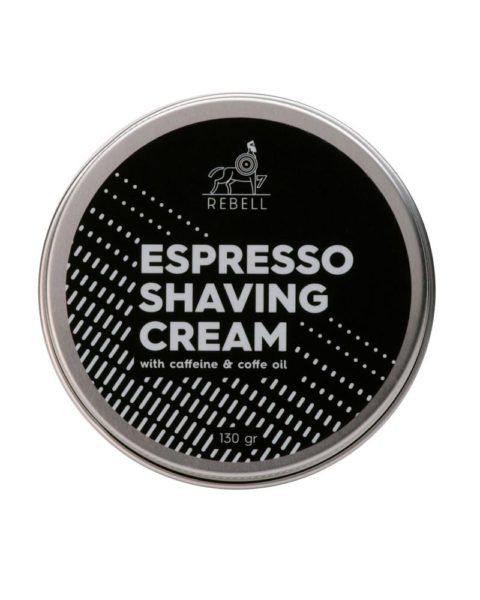 norbeck rebell shaving cream espresso