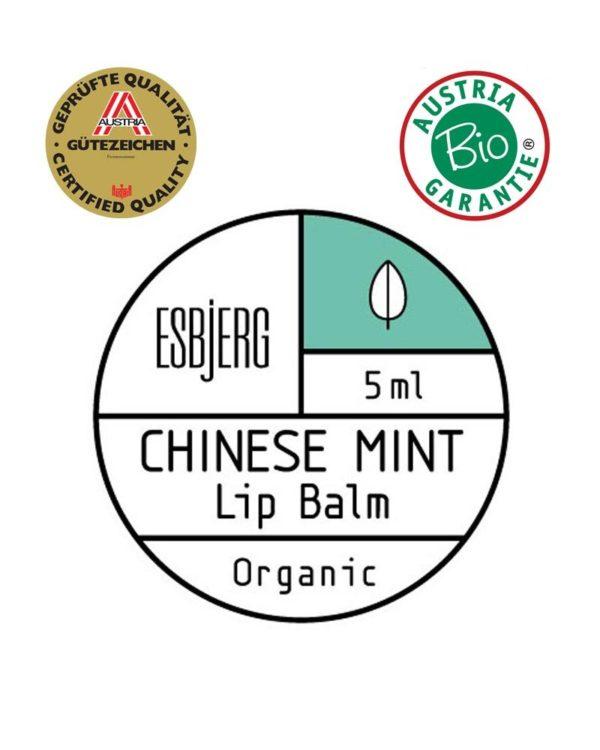 esbjerg Lip Balm CHINESEMINT