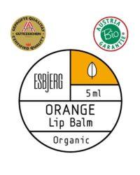 esbjerg Lip Balm ORANGE