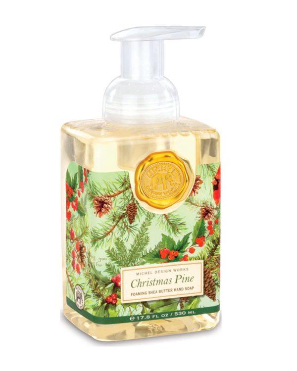 Michel Design Works Christmas Pine Foaming Hand Soap Esbjerg