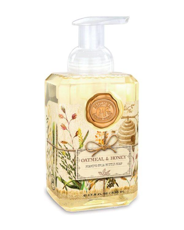 Michel Design Works Oatmeal Honey Foaming Hand Soap Esbjerg