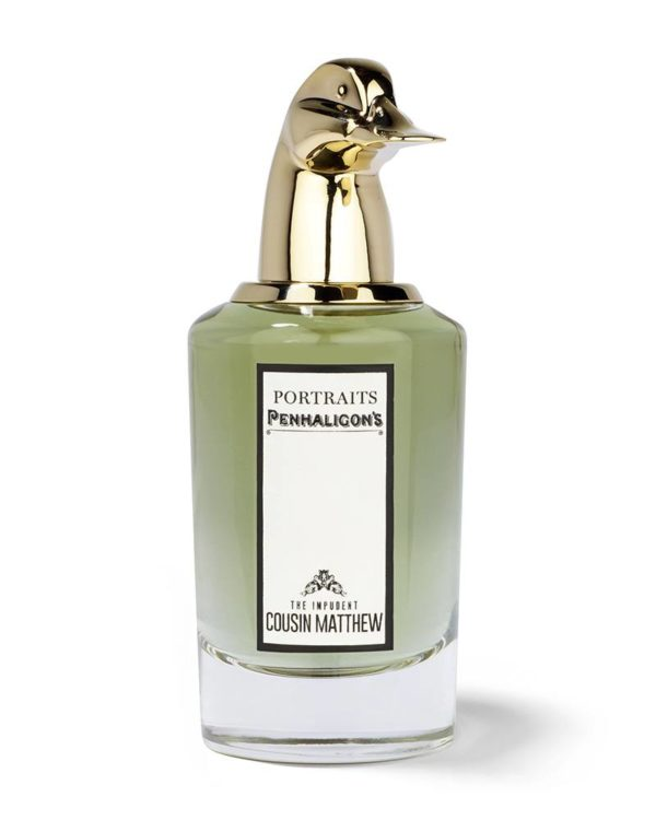 penhaligons london - the impudent cousin matthew fragrance
